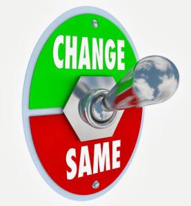 change switch